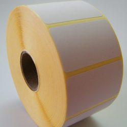 40x25 mm nyomatlan Thermo normál Eco mérlegcímke