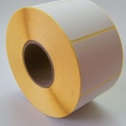 40x38 mm nyomatlan Thermo normál Eco mérlegcímke